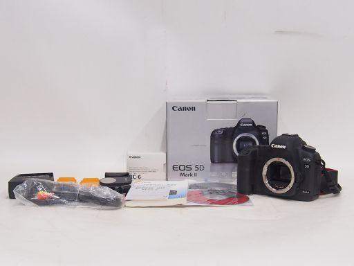 CANON デジタル一眼カメラ EOS 5D MarkⅡ ボディ ∀ 4E70C-1