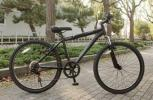 送料無料/サイクリング MTB 自転車 26インチ シマノ製