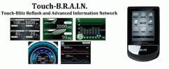 即納★ブリッツマルチモニター タッチブレイン RX450h