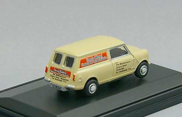 ◎〓◎HORNBY MINI Van Ready Mixed Concrete Specialists 1/76_画像2