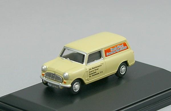 ◎〓◎HORNBY MINI Van Ready Mixed Concrete Specialists 1/76_画像1