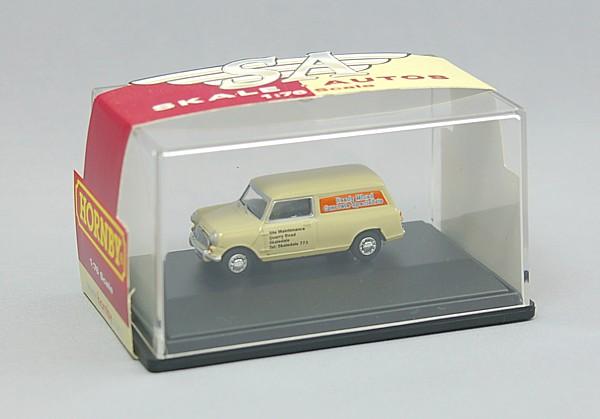 ◎〓◎HORNBY MINI Van Ready Mixed Concrete Specialists 1/76_画像3