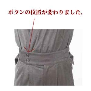 【即決】秋 和装の正装 SILK 男の創作着物スーツ 絹雅No.10_AW1906~9/26締め_細部の説明_02 パンツのボタン位置