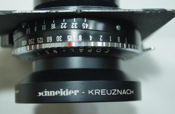 Schneider KREUZNACH SYMMAR-S 5.6/180 MULTICOATING シュナイダー レンズ 独製 0529P7h_画像5