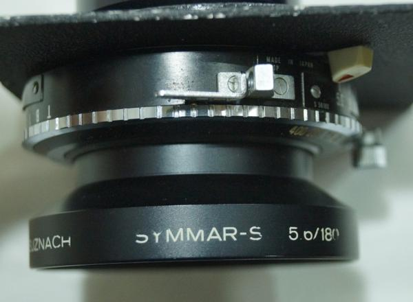 Schneider KREUZNACH SYMMAR-S 5.6/180 MULTICOATING シュナイダー レンズ 独製 0529P7h_画像6