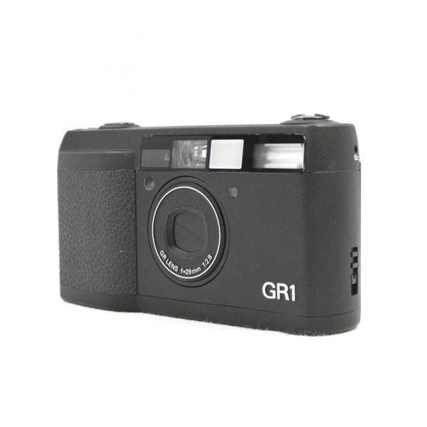外観美品 RICOH リコー コンパクトフィルムカメラ GR1/28mm f2.8 カメラ