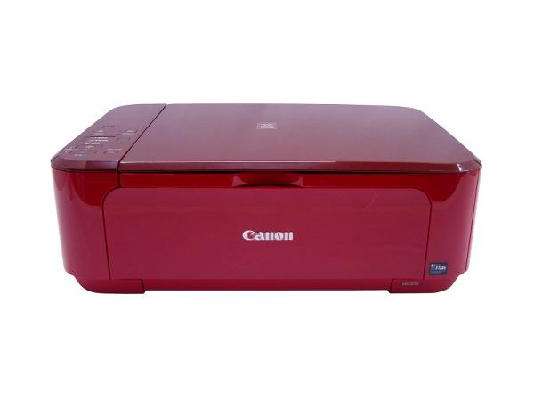 ◆未使用/保管展示品◆Canon キャノン 複合機 PIXUS ピクサス MG3630 レッド プリンター ★インク付き_画像4