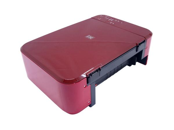 ◆未使用/保管展示品◆Canon キャノン 複合機 PIXUS ピクサス MG3630 レッド プリンター ★インク付き_画像2
