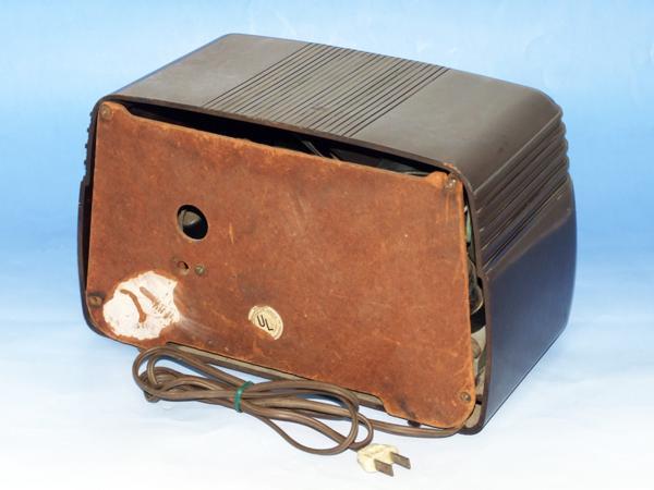 GENERAL ELECTRIC 真空管ラジオ ゼネラル ジャンク_画像2