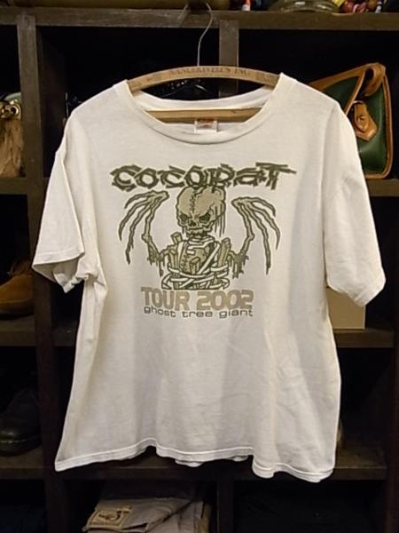 COCOBAT 2002 TOUR 半袖 Tシャツ SIZE L ココバット
