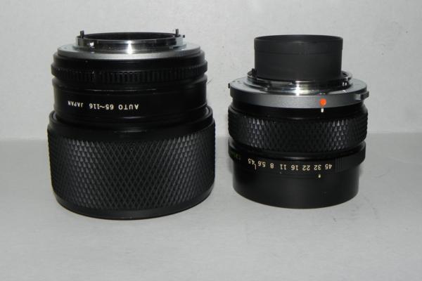 **OLYMPUS OM  ZUIKO AUTO-MACRO 135mm/f 4.5 レンズセット*_画像1