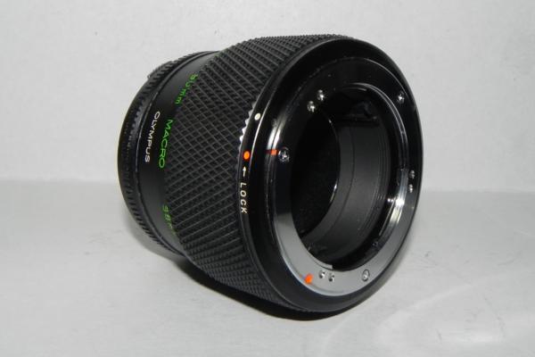 **OLYMPUS OM  ZUIKO AUTO-MACRO 135mm/f 4.5 レンズセット*_画像2