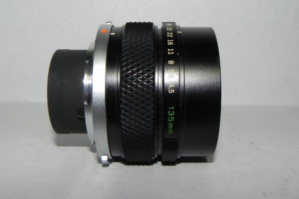 **OLYMPUS OM  ZUIKO AUTO-MACRO 135mm/f 4.5 レンズセット*_画像4