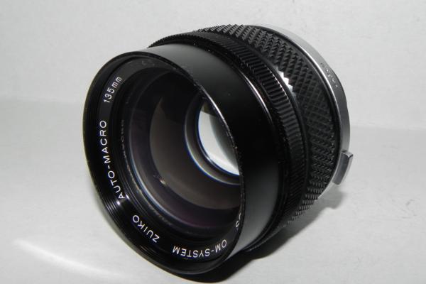 **OLYMPUS OM  ZUIKO AUTO-MACRO 135mm/f 4.5 レンズセット*_画像3
