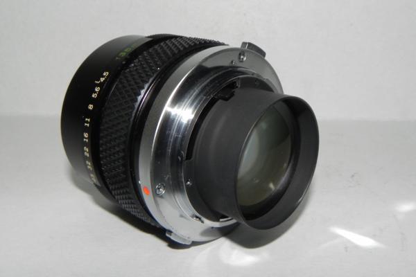 **OLYMPUS OM  ZUIKO AUTO-MACRO 135mm/f 4.5 レンズセット*_画像5