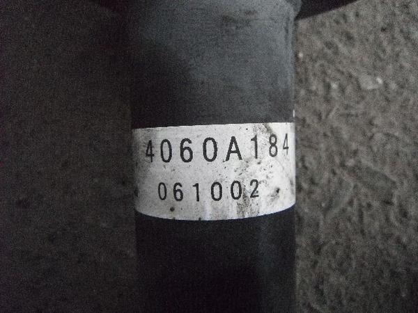 【KAP】117458 eKワゴン H82W 右フロントストラット/純正_画像3