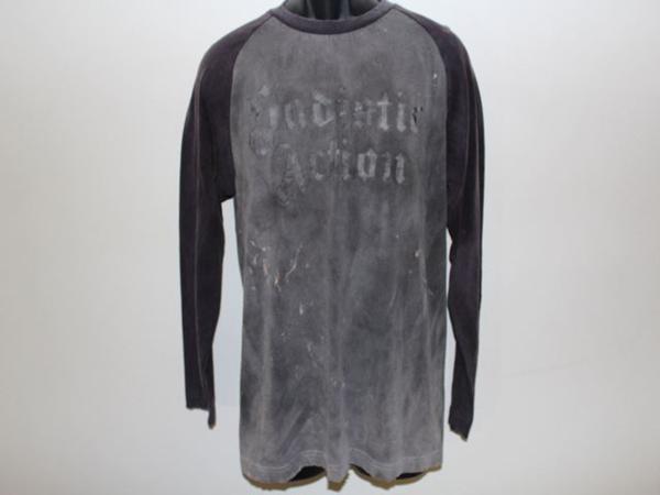 サディスティックアクション SADISTIC ACTION メンズ長袖Tシャツ Mサイズ 新品 NO4_画像1