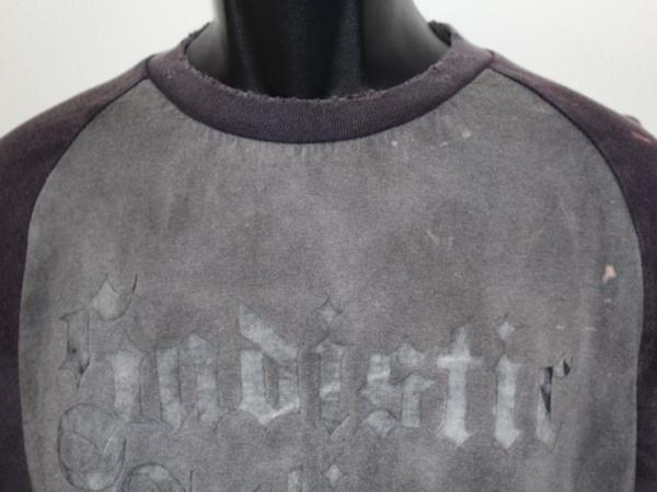 サディスティックアクション SADISTIC ACTION メンズ長袖Tシャツ Mサイズ 新品 NO4_画像2