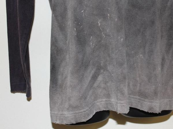 サディスティックアクション SADISTIC ACTION メンズ長袖Tシャツ Mサイズ 新品 NO4_画像4