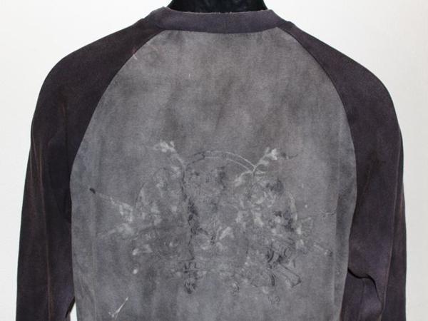サディスティックアクション SADISTIC ACTION メンズ長袖Tシャツ Mサイズ 新品 NO4_画像6