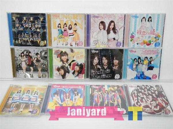 AKB48 CD+DVD バラの儀式公演 01-12 12点セット 1円