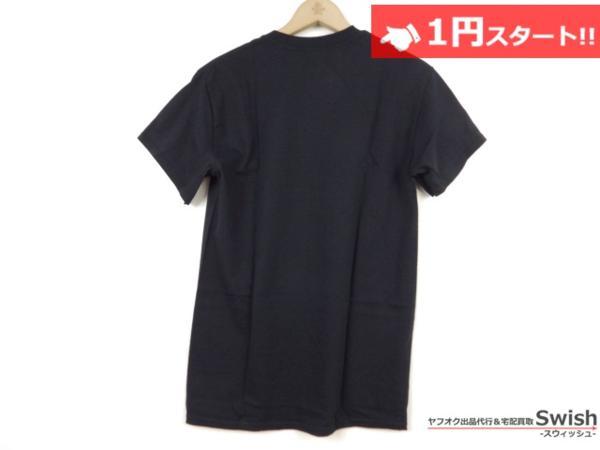A895●P4R4DIS3●新品 LSD WORLD PEACE Tシャツ ① S 黒●_画像4