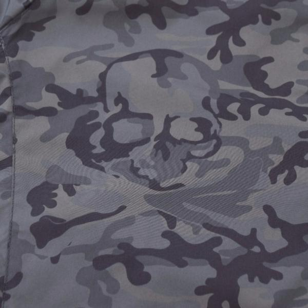 【国内正規品】mastermind JAPAN×FCRB bristol CAMOUFLAGE JACKET カモフラージュジャケット ブラック 黒 L 迷彩 レアルブリストル_画像5