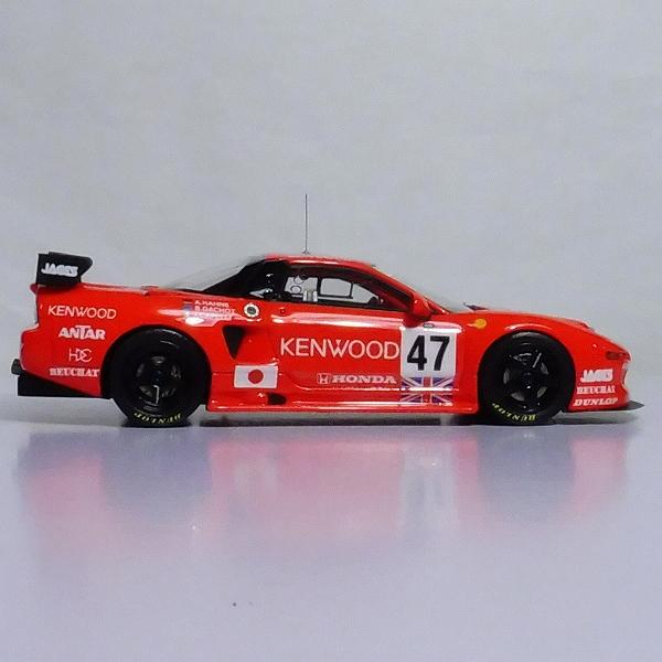 s U314a hpi ミラージュ 1/43 ホンダ NSX #47 1995 ルマン Le Mans 8496 | ミニカー | 1円~_画像5