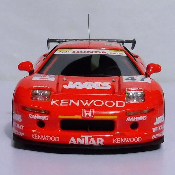 s U314a hpi ミラージュ 1/43 ホンダ NSX #47 1995 ルマン Le Mans 8496 | ミニカー | 1円~_画像6
