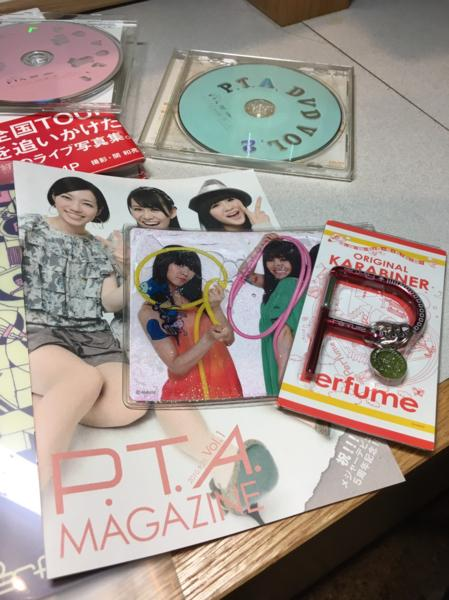 Perfume パフューム コレクターグッズ ファンクラブ限定商品あり まとめて大量セットです。_画像3