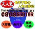■ パナソニック カオス ■ N 55 B 19 R 保証付