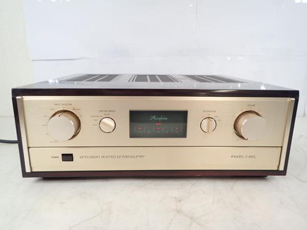 Accuphase アキュフェーズ プリアンプ C-280L ● 4D792-5