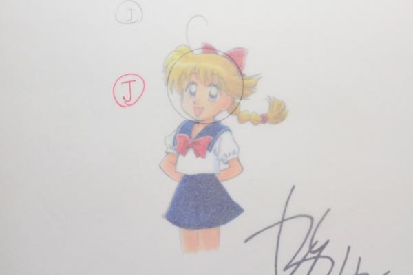 【マンガ図書館Z】神塚ときお先生 カラー原画 rfp1075_画像3