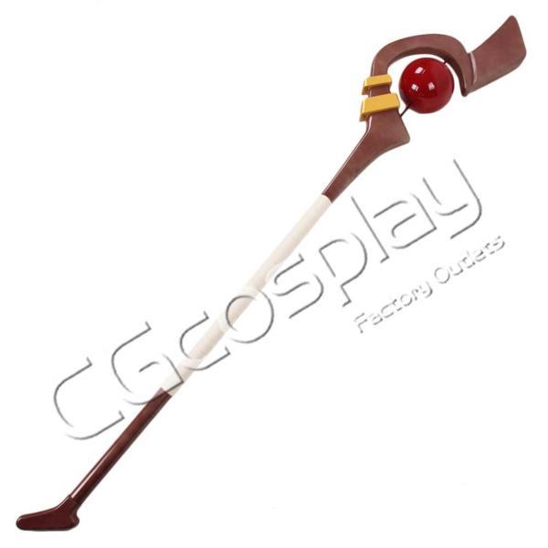コスプレ道具 この素晴らしい世界に祝福を! めぐみん 杖 グッズの画像