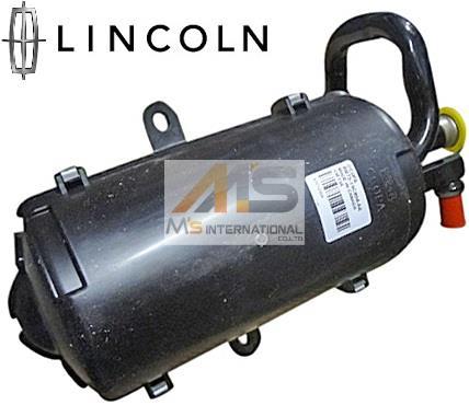 【M's】リンカーン タウンカー(04y-)純正 AC アキュームレーター_画像1