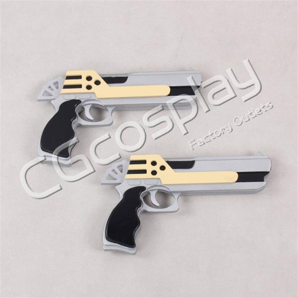 コスプレ道具 ファイナルファンタジー ユウナ Yuna 銃 グッズの画像