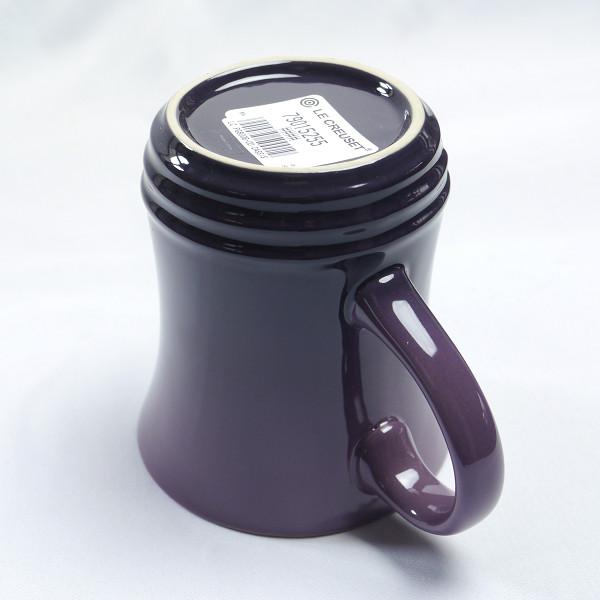新品☆ル・クルーゼ/LE CREUSET マグカップ413ml カシス(紫)_画像7