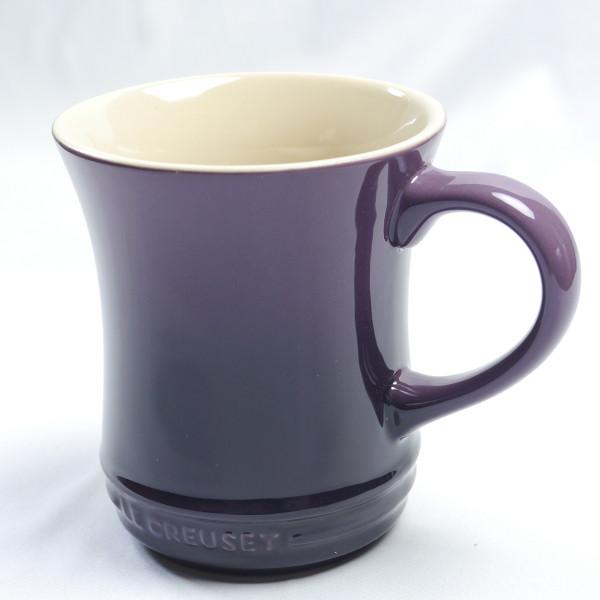 新品☆ル・クルーゼ/LE CREUSET マグカップ413ml カシス(紫)_画像6
