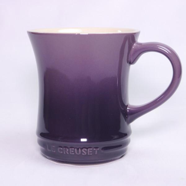 新品☆ル・クルーゼ/LE CREUSET マグカップ413ml カシス(紫)_画像4