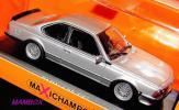 【1円〜】PM☆1/43 940025120 BMW 635 CSI (E24) 1982 シルバーメタリック