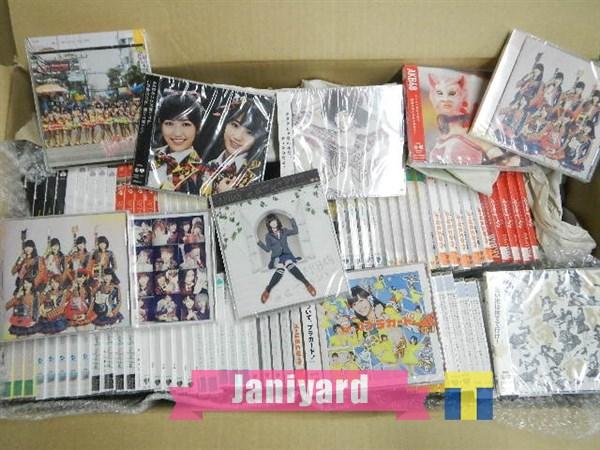AKB48 SKE48 CD 100点セット 未開封 1円