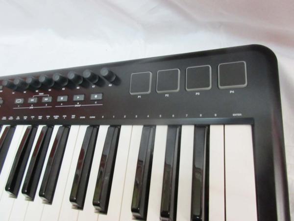 □ALESIS アレシス USB/MIDIコントローラー キーボード□/B_画像4