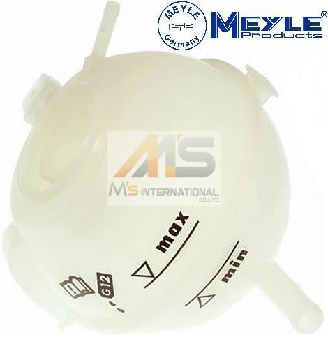 【M's】アウディ A1(2010y-)MEYLE製 エクスパンションタンク//優良社外品 ラジエーターサブタンク ラジエターサブタンク 6Q0-121-407B_画像1