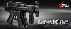マルイ H&K MP5K HC ハイサイクル 6点セ