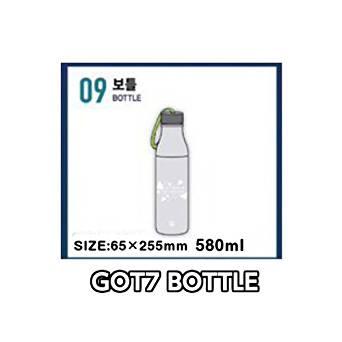 GOT7 ボトル 公式グッズ