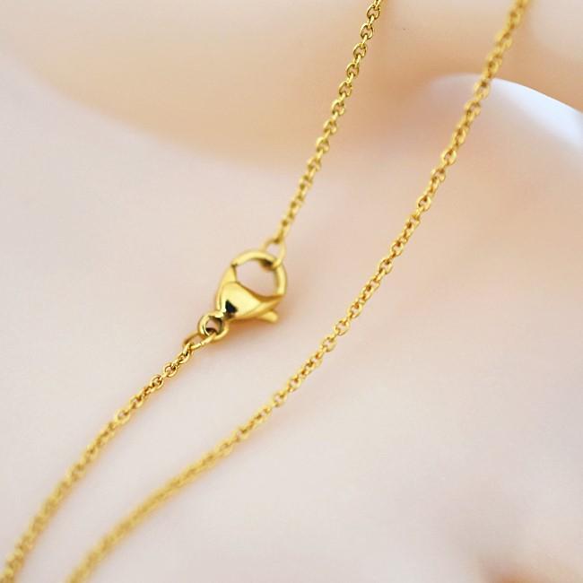 新品 金属アレルギー対応 真珠 小粒 ベビーパール デザイン ネックレス_画像4