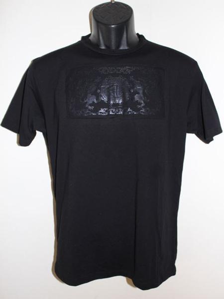 LORSION メンズ半袖Tシャツ ブラック Mサイズ 新品_画像1