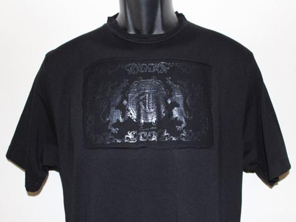 LORSION メンズ半袖Tシャツ ブラック Mサイズ 新品_画像2