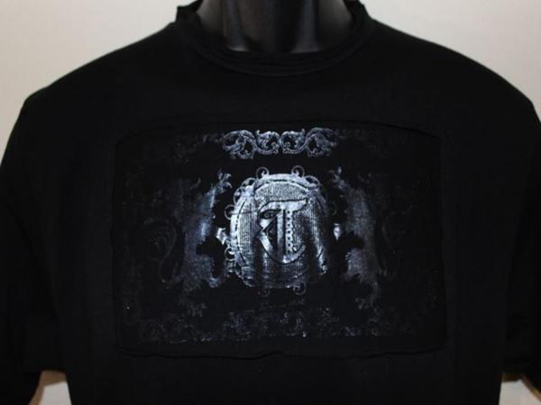 LORSION メンズ半袖Tシャツ ブラック Mサイズ 新品_画像3