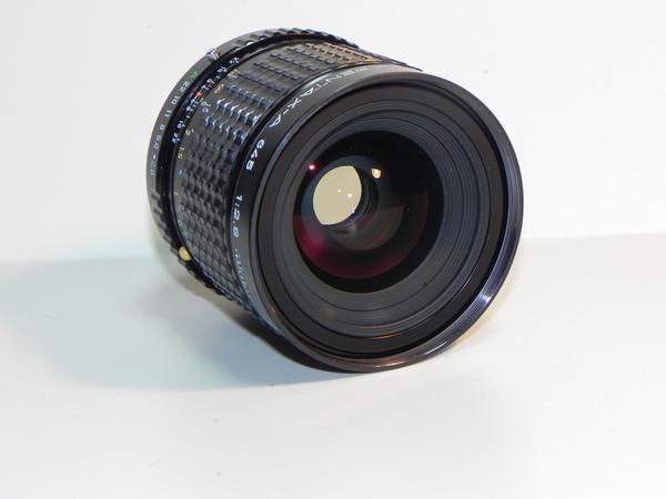 **中古品 smc PENTAX-A 645 45mm/F2.8 レンズ*_画像2